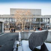 Die Universität St.Gallen (HSG) steht seit Monaten im medialen Scheinwerferlicht. (Bild: Hanspeter Schiess)