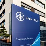 Der Hauptsitz der Bank Frick in Balzers, Liechtenstein. Die Bank nimm Kryptofirmen als Kunden auf. (Build: PD)