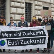 Die Klimastreiks hätten gezeigt, dass die Jugend politisch ist und mitbestimmen will, findet der Grüne Kantonsrat Samuel Zbinden. (Bild: PD, Luzern, 25. März 2019)