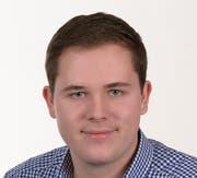 Pascal Fürer (SVP). (PD)