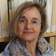 Betty Sonnberger, Kunsthistorikerin bei der kantonalen Denkmalpflege. (Bild: PD)
