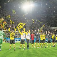 Die Statistik sagt: Dortmund wird Meister - höchstwahrschein ...