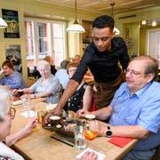 Küche und Service in der Schützenmatt haben die Gault-Millau-Tester überzeugt. (Bild: PD)