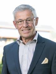 Hans Kunz, Reider Gemeindepräsident. (Bild: Corinne Glanzmann (Reiden, 21. Mai 2017))