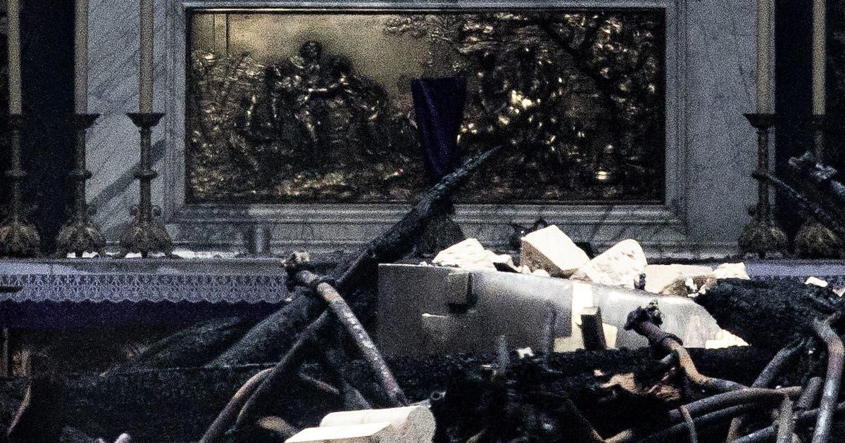 Nach dem Brand der Notre-Dame: Polemik um Millionenspenden