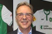 Ivo Forster, Geschäftsführer FCSG Event AG. (Bild: pd)