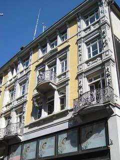 Die Liegenschaft Multergasse 35 wurde 1904 erstmals verkauft. Die Verwaltung des schmucken Altstadthauses liegt seit rund 80 Jahren bei der Furter & Furter AG.