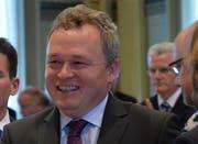 Kilian Looser will für die FDP in den Nationalrat. (Bild: Regina Kühne)