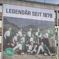 Irritationen um das Geburtsjahr des FC St. Gallen: Wie alt i ...