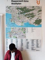 Asylsuchende sollen rascher wissen, ob sie ein Bleiberecht erhalten. (Bild: Gian Ehrenzeller/Keystone)