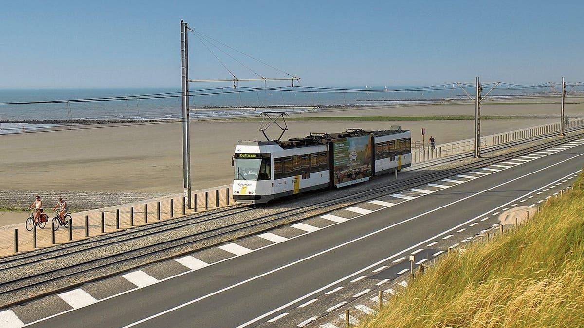 Belgien Geschwindigkeit