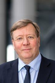 Donald Locher, Direktor der IV-Stelle Luzern. (Bild: Philipp Schmidli/LZ)