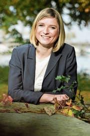 Viele Menschen kennen das Gesicht von Henriette Engbersen als London-Korrespondentin des Schweizer Fernsehens. Am 11. Juni kann ihr in Wattwil direkt vor Ort zugehört werden. (Bild: Donato Caspari)