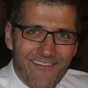 Thomas Giger, Präsident Quartierverein St. Georgen (Bild: PD)