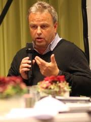 Stephan Ruggle, Ökonom