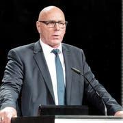 Daniel Baumgartner, Vizepräsident des Kantonsrats, steht vor der Wahl zum höchsten St.Galler. (Bild: PD)