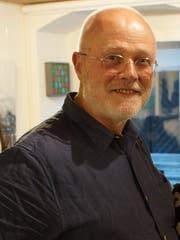Der 73-jährige Roland Humair arbeitete als Schriftsetzer und Primarlehrer. Heute ist er als freischaffender Rentner tätig. (Bild: PD)