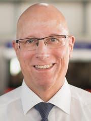 Ralf Eigenmann, Geschäftsleiter der Verkehrsbetriebe St.Gallen.