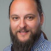 Markus Graf, Sekundarlehrer aus Salenstein. (Bild: PD)