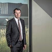 Guy Lachappelle, Noch-Chef der Basler Kantonalbank, steht wegen seines zukünftigen Lohns als Präsident der Raiffeisen-Gruppe im Fokus der Öffentlichkeit. (Bild: Pius Amrein (Basel, 9. Oktober 2018))