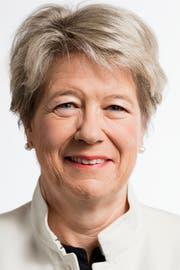 Corina Eichenberger-Walther (FDP/AG), will die Gegengeschäfte reduzieren. (KEYSTONE/Gaetan Bally)