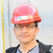 Der Sarner Brunnenmeister Leo Zberg.