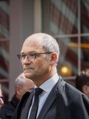 Daniel Fässler. (Bild: Hanspeter Schiess)