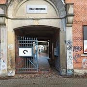 An dieser Stelle wurde der AfD-Abgeordnete Frank Magnitz am Montag von Unbekannten attackiert. (Helmut Reuter/Keystone (Bremen, 8. Januar 2019)