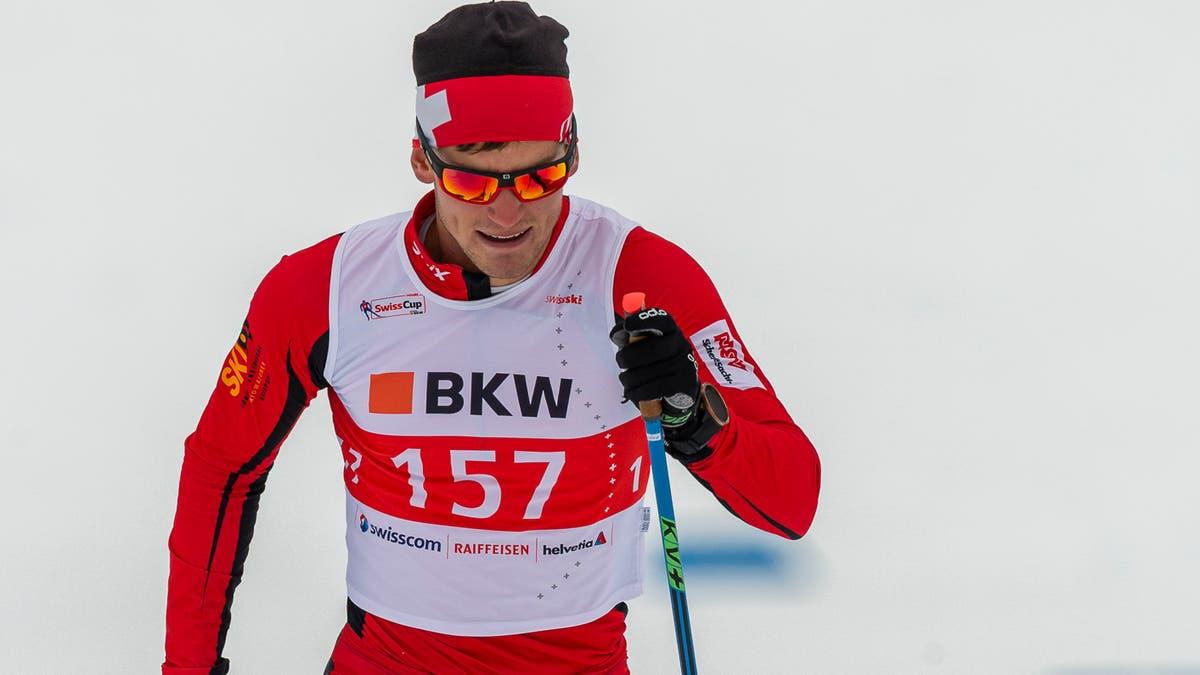 Folgt Andrin Näpflins Dritter Streich Am Bürer Langlauf