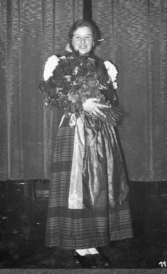 Marilouise Küchler-Weg Rosenkönigin von 1935