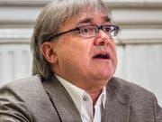 Peter Hausammann, Gemeinderat «Chrampfe & Hirne». (Bild: Andrea Stalder)