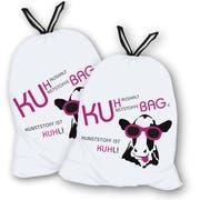 Seit Weihnachten erhältlich: der Kuh-Bag. (Bild: PD)