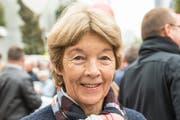 Ursula Surber. (Archivbild: Fabienne Engbers)