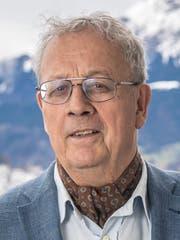 Rolf Oberhänsli. (Bild: Nadia Schärli, Luzern, 7. März 2019)