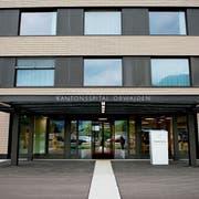 Das Kantonsspital Obwalden soll sich künftig einer Versorgungsregion mit Nidwalden und Luzern anschliessen. (Bild: Corinne Glanzmann, Sarnen, 9. Januar 2019)