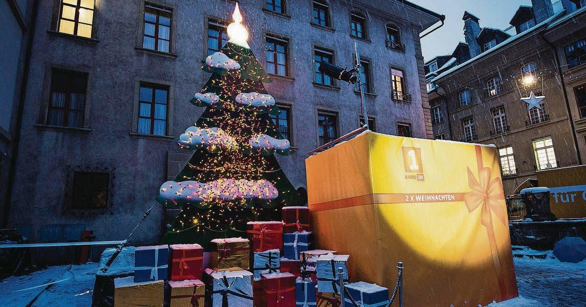 2 × Weihnachten» in Herisau   St.Galler Tagblatt