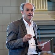 Guido Wick war mit der Antwort des Stadtrats nicht zufrieden und doppelt mit einem weiteren parlamentarischen Vorstoss nach. (Bild: Regina Kühne)