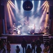 Konzerte wie jenes der Zürcher Band Oy gehören zum Programm des Palace, das zum ersten Mal seit zehn Jahren bei der Stadt eine Erhöhung der Subvention um fünf Prozent beantragt hatte. (Bild: Hanspeter Schiess - 8. Oktober 2016))