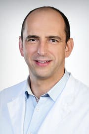 Dr. med. Andreas Schirm.