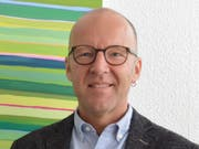 Schulratspräsident Christoph Ackermann.