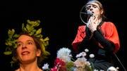 Eine musikalische Spurensuche nach Maria Tanase mit: Vivianne Mösli und Irina Ungureanu. (Bild: PD/Judith Schlosser)