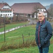 Josef Jenni (75) leitete den Berghof während 31 Jahren. (Bild: Boris Bürgisser (St. Urban, 21. Dezember 2018))
