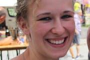 Andrea Meier (21) aus Herisau