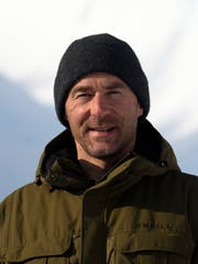 Snowboard-Olympiasieger und SRF-Experte Gian Simmen. (Bild: Keystone)