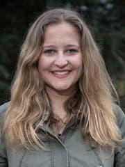 Sophie Karrer. (Bild: Pius Amrein, Hitzkirch, 8. März 2019)