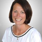 Séverine Schindler, Gemeinderatskandidatin der SVP. (Bild: PD)