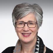 Anne Varenne, Präsdidentin der Lehrergewerkschaft «Bildung Thurgau». (Bild: PD)
