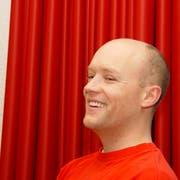 Thomas Gmünder, Musikschulleiter Rondo. (Bild: Max Eichenberger)