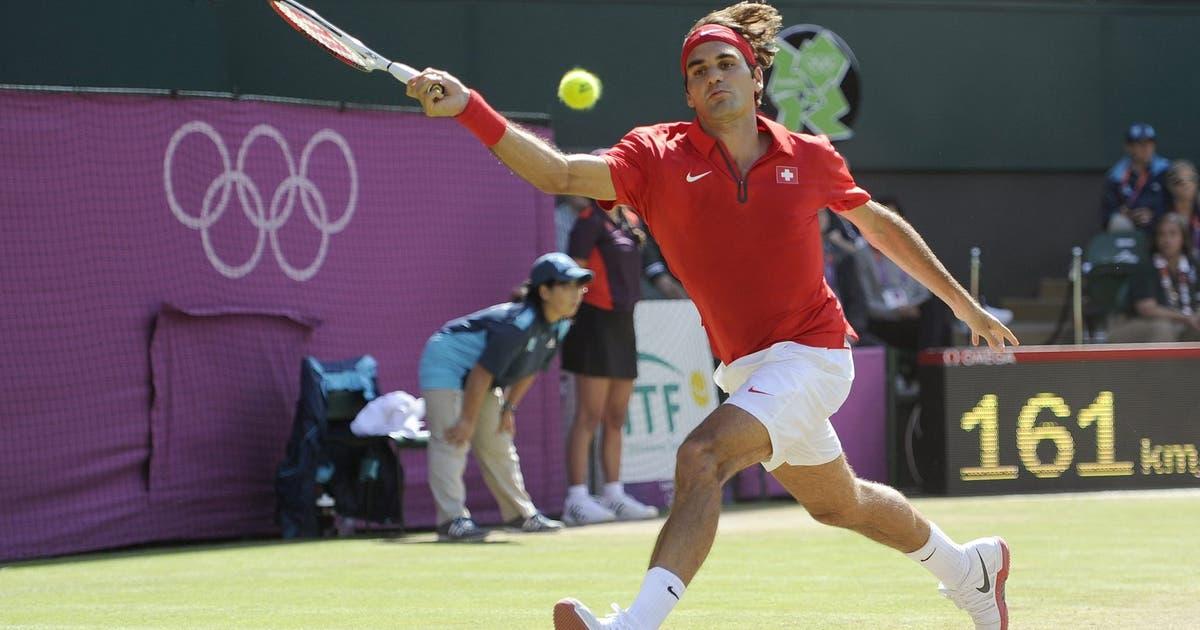 Jetzt ist es fix: Roger Federer spielt bei den Olympischen Spielen in Tokio | St.Galler Tagblatt