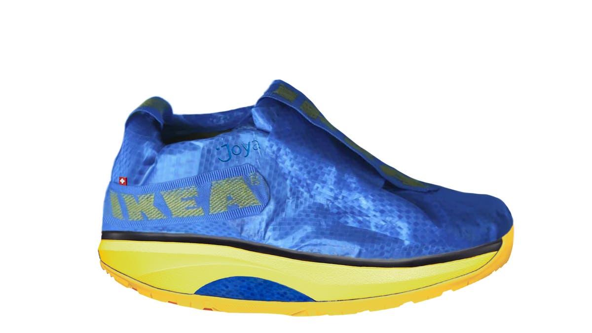 Der Roggwiler Schuhproduzent Joya will Gesundheitsschuhe aus Ikea-Taschen produzieren – was hält Ikea von dieser Idee? | St.Galler Tagblatt